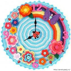 Летние идеи вязания для часов.
