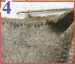 Мужские тапочки крючком описание и схемы вязания. Вязание для мужчин
